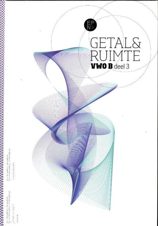 Getal & Ruimte/ Vwo B deel 3 / deel Leerboek - L.A. Reichard |