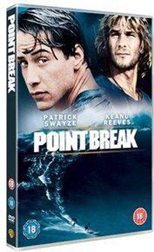 Cover van de film 'Point Break'