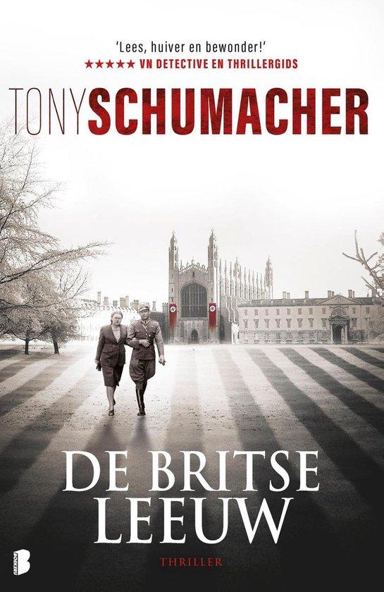 John Rossett 2 - De britse Leeuw - Tony Schumacher  