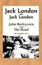 Boek cover Jack London on Jack London van Jack London