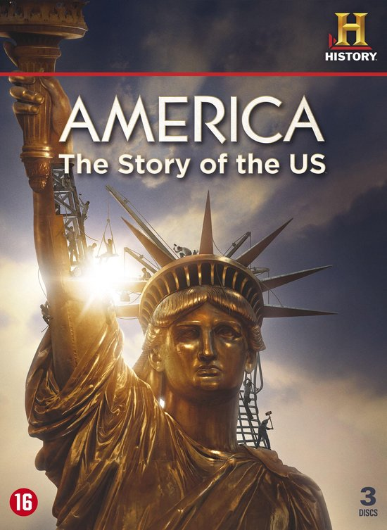 Cover van de film 'America: The Story Of The US'