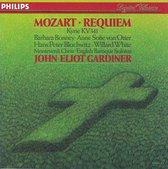 Mozart: Requiem, Kyrie / Gardiner, Bonney, Von Otter
