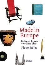 Boek cover Made in Europe van Pieter Steinz (Paperback)