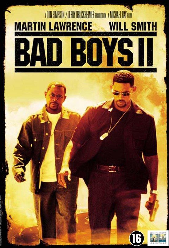 Cover van de film 'Bad Boys II'