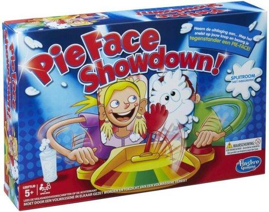 Pie Face Showdown - Actiespel