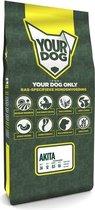 Yourdog Akita Volwassen -  Hondenvoer - 12 kg