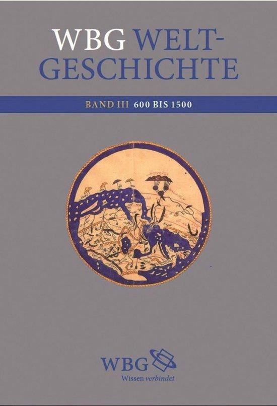 Boek cover wbg Weltgeschichte Bd. III van  (Onbekend)