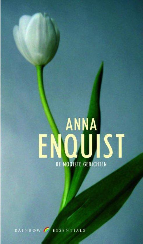 De mooiste gedichten - Anna Enquist  