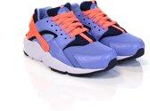 Nike Huarache Run Gs  654280-402, Vrouwen, Blauw, Sneakers maat: 38 EU