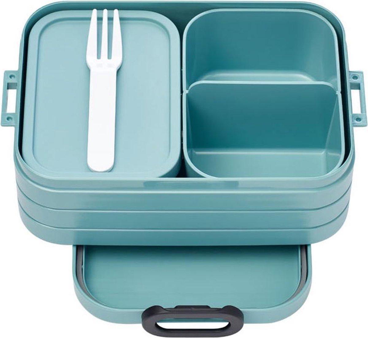 Mepal Bento Lunchbox Take a Break Midi - Nordic Green