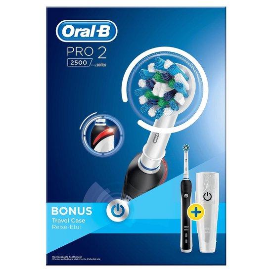 Oral-B Pro 2 2500 CrossAction - Elektrische Tandenborstel
