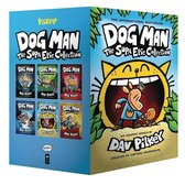 Dog Man 1-6: The Supa Epic Collection