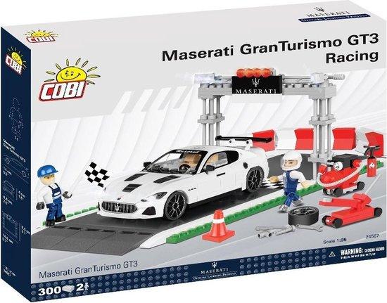 Cobi Cars /24567/ Maserati Gran Turismo Gt3