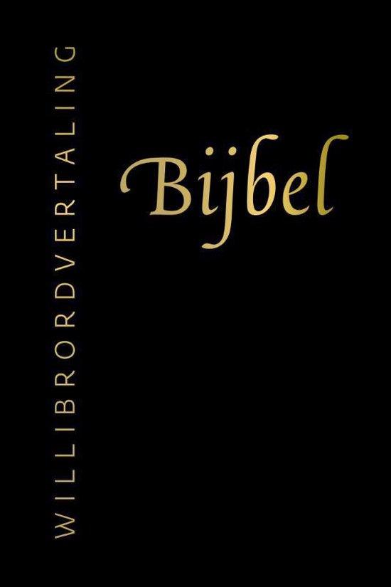Bijbel (Willibrordvertaling) in leer met goudsnee (zwart) - Diverse auteurs |