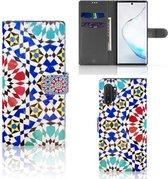 Bookcase Samsung Galaxy Note 10 Plus Mozaïek