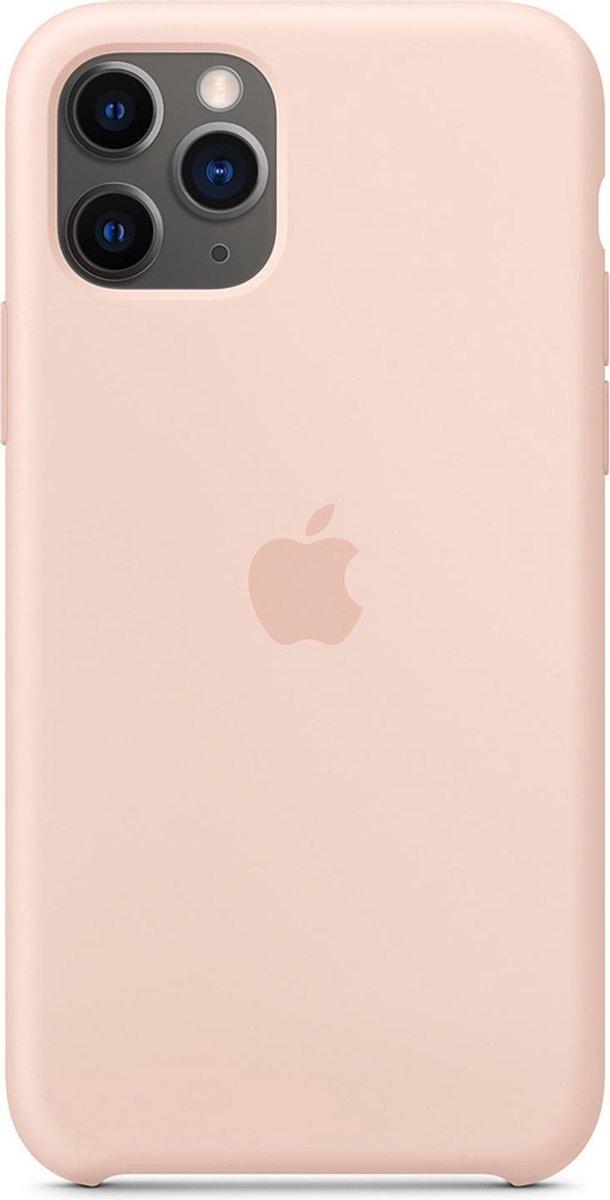 Apple Siliconen Hoesje voor iPhone 11 Pro - Rozenkwarts