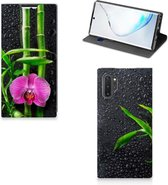 Samsung Galaxy Note 10 Plus Smart Cover Orchidee