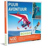 Bongo Bon Nederland - Puur Avontuur Cadeaubon - Cadeaukaart cadeau voor man of vrouw | 400 avontuurlijke activiteiten: raften, surfen, bungeesprong en meer
