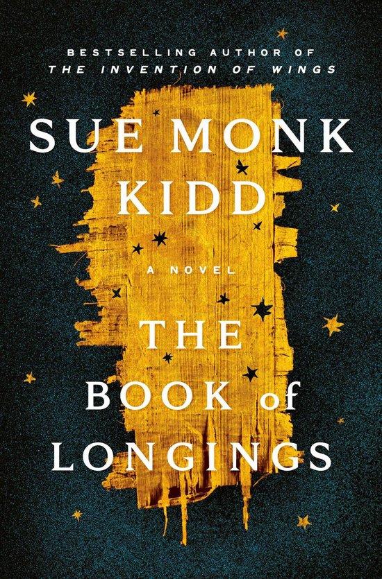 Boek cover The Book of Longings van Sue Monk Kidd (Onbekend)