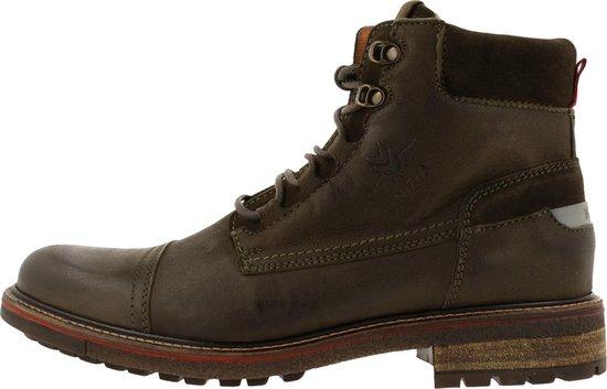 New Zealand Auckland Hawea High Tmb 02 Ankle Boot/bootie Men Olive 42