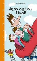 Jens og Liv i Tivoli