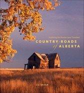 Boek cover Country Roads of Alberta van Liz Bryan