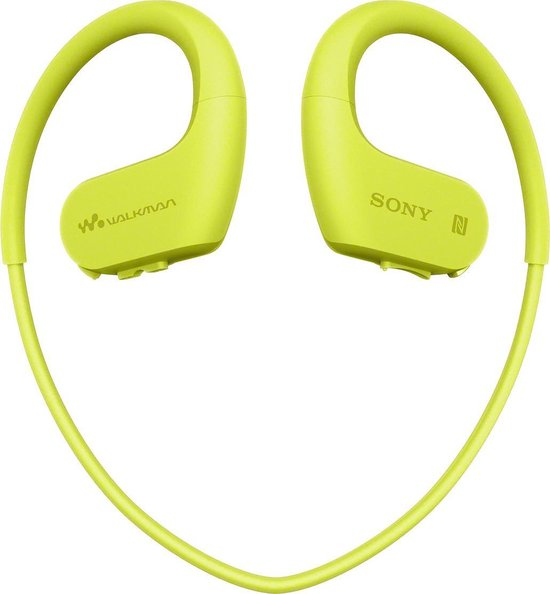 Sony NW-WS623 Walkman - Waterproof MP3-speler met Bluetooth - 4GB - Groen
