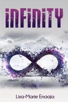 Boek cover Infinity van Lisa-Marie Enaaja