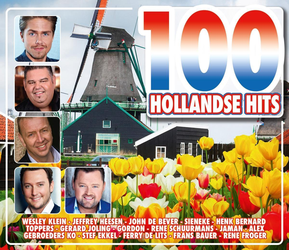 100 Hollandse Hits (2017) - 100 Hollandse Hits
