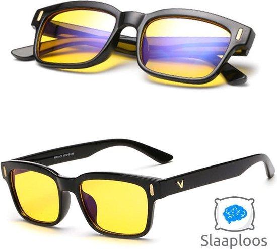 Blauw Licht Filter Bril - Computerbril zonder sterkte