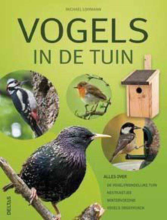 Vogels in de tuin - Michael Lohmann  