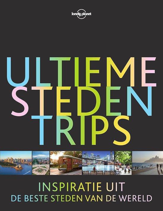Boek cover Ultieme stedentrips van  (Hardcover)