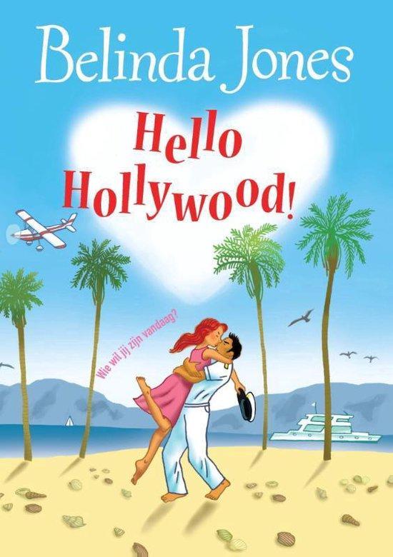 Cover van het boek 'Hello Hollywood'