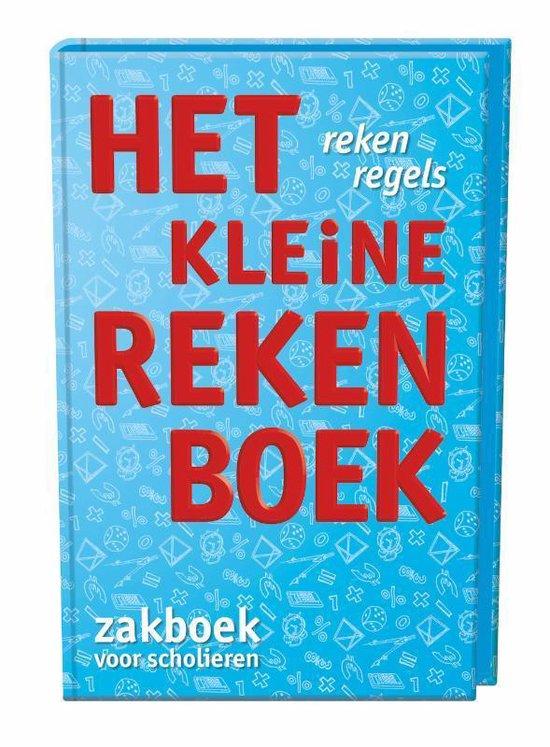 Het kleine rekenboek - Marijke van der Mark |
