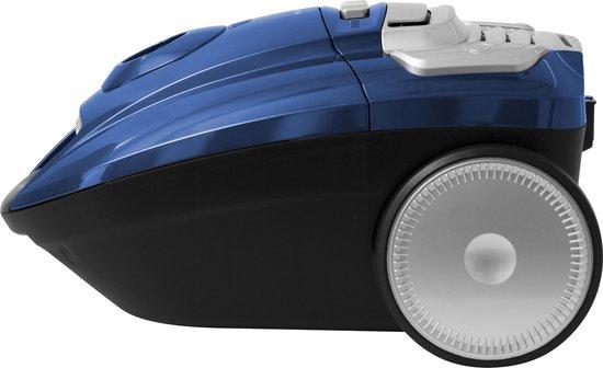 Inventum ST306BZA - Stofzuiger met zak - Blauw
