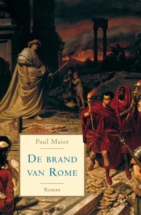 De brand van Rome - Paul Maier | Fthsonline.com