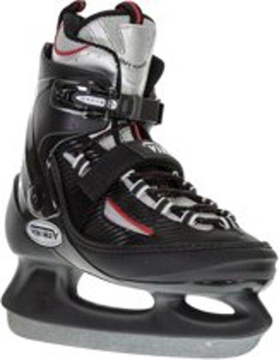 Viking IJshockeyschaats - Maat 39 - Unisex - Zwart