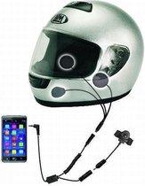 Albrecht SHS 300i Motorhelm headset