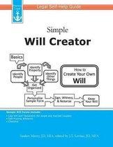 Simple Will Creator