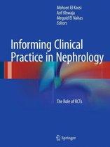 Boek cover Informing Clinical Practice in Nephrology van