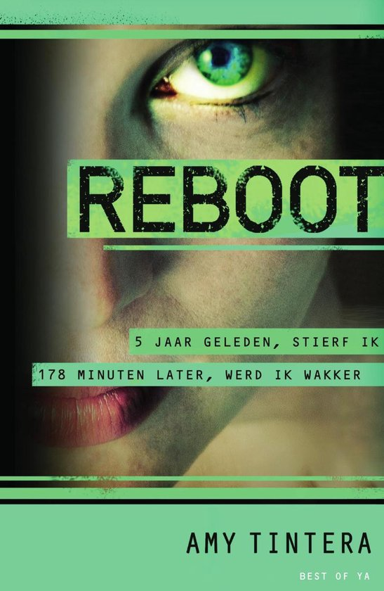 Reboot 1 - Reboot - Amy Tintera pdf epub