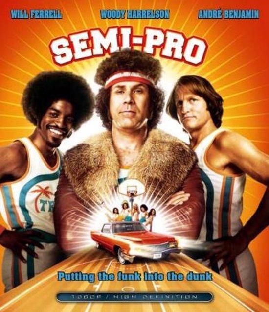 Cover van de film 'Semi-Pro'