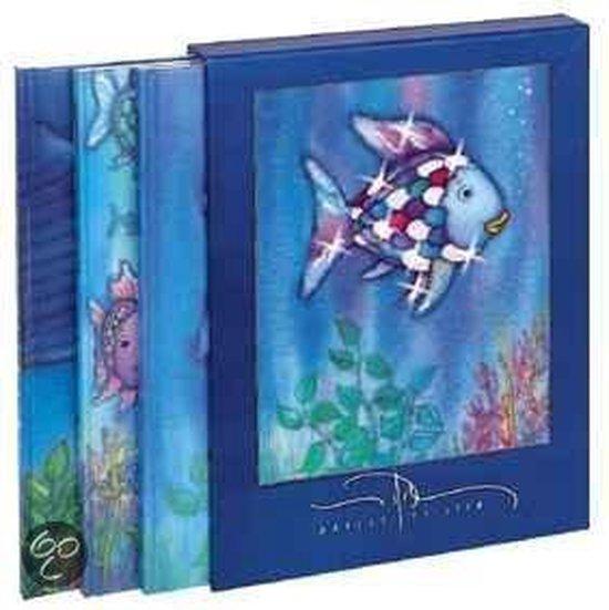 Boek cover Verhalen mooiste vis van zee 1+2+3 van M. Pfister (Hardcover)