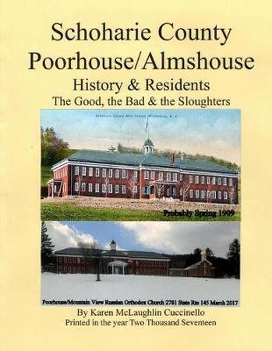 Schoharie County Poorhouse/Almshouse