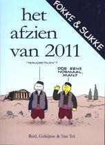 Boek cover Fokke & Sukke - Fokke & Sukke Het afzien van 2011 van John Reid (Paperback)