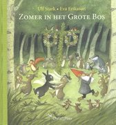 Boek cover Zomer in het grote bos van Ulf Stark (Hardcover)