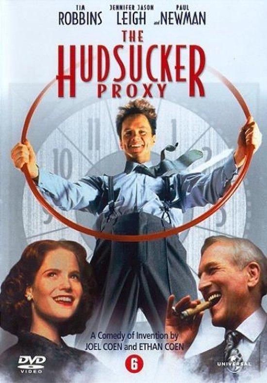 Cover van de film 'Hudsucker Proxy'
