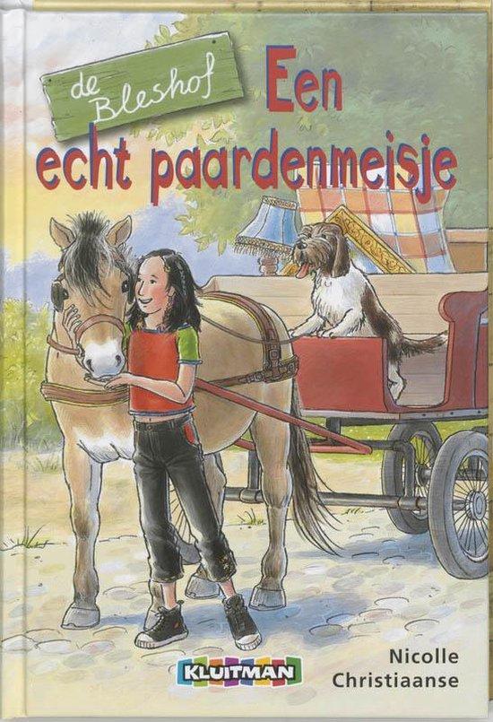 Een echt paardenmeisje - Nicolle Christiaanse |
