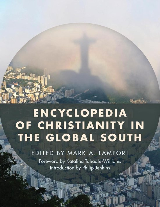 Boekomslag voor Encyclopedia of Christianity in the Global South