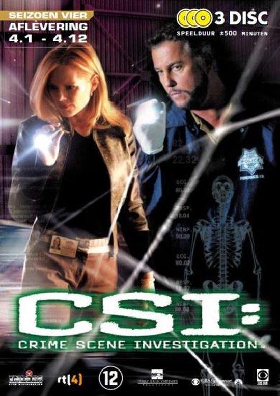 Cover van de film 'CSI Las Vegas'